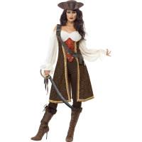 Costume da piratessa dei Caraibi