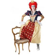 Costume della regina di cuori originale