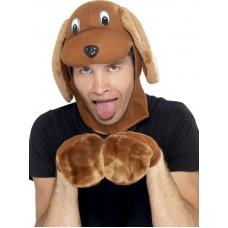 Kit da cane in peluche