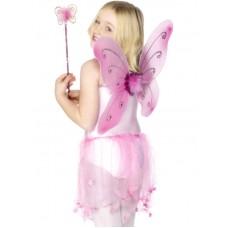 Kit da farfalla pink