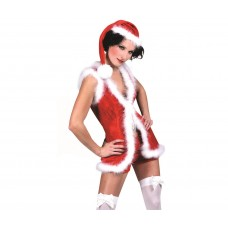 Costume da Babba Natale intimo