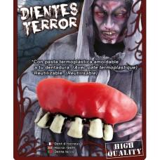 Dentiera da zombie
