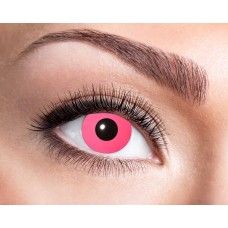 """Paio di lenti a contatto """"Pink totale"""""""