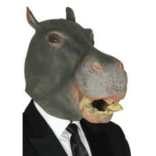 Maschera da ippopotamo