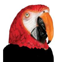 Maschera da pappagallo
