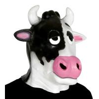 Maschera da mucca
