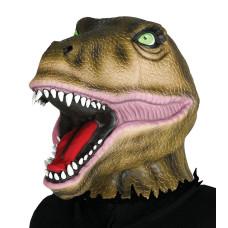 Maschera da tirannosauro