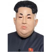 Maschera da dittatore Kim