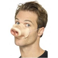 Maschera a naso di maiale