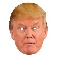 Maschera fotografica da presidente Donald