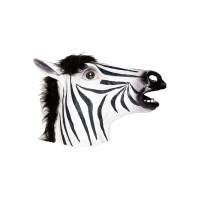 Maschera da zebra