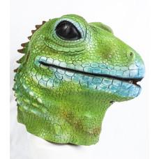 Maschera da iguana