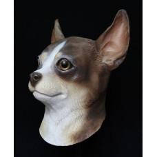 Maschera da cane chihuahua