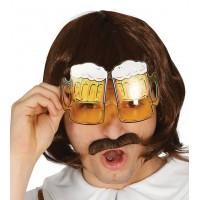 Occhiali a boccale di birra