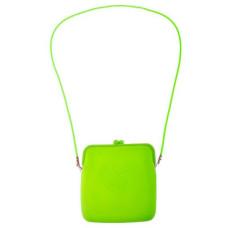 Borsa tracolla verde neon