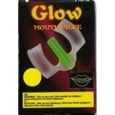 Applicatore per bocca con luce fluorescente gialla