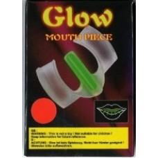 Applicatore per bocca con luce fluorescente rossa