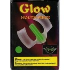 Applicatore per bocca con luce fluorescente verde