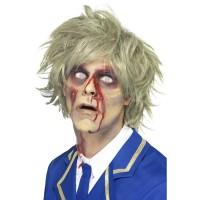 Parrucca da zombie