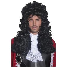 Parrucca da capitan pirata