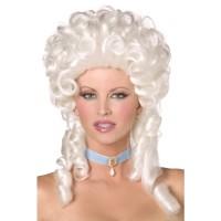 Parrucca da duchessa barocca