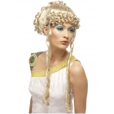 Parrucca da dea greca