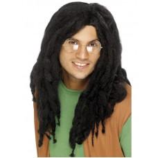 Parrucca con dreads da rasta