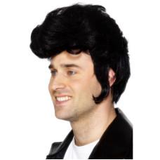 Parrucca anni 50 da rockstar