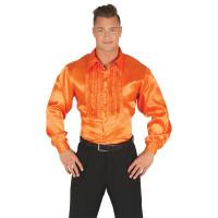 Camicia anni 60 e 70 arancione