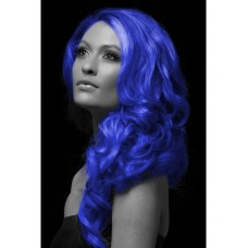 Spray per capelli blu