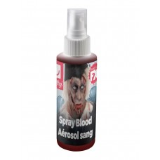 Flacone di sangue spray