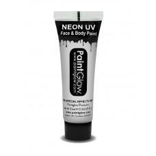 Trucco UV bianco neon