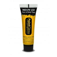 Trucco UV ocra neon