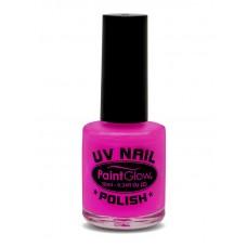 Smalto UV per unghie magenta neon