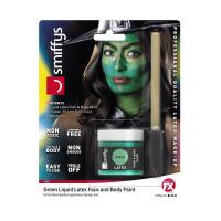 Latex liquido verde